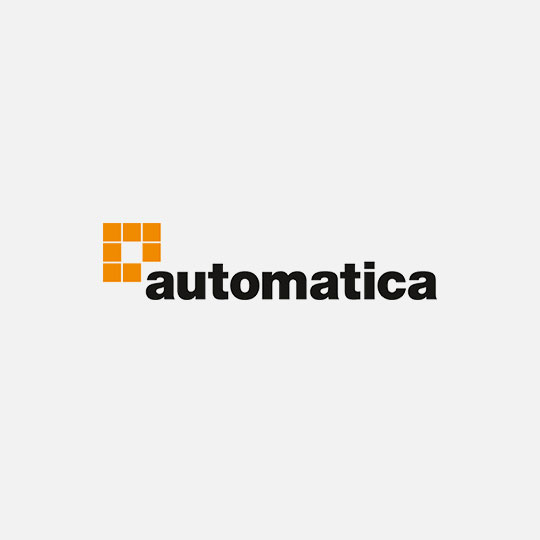 Meet us at automatica in Munich, June 19-22