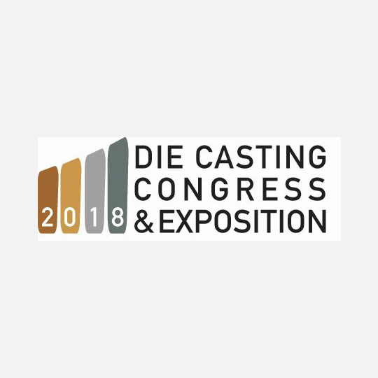 Titus Technologies at NADCA Die Casting Congress & Exposition, Indianapolis, IN,  October 15-17, 2018